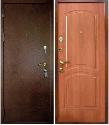 Дверь металлическая гарда муар